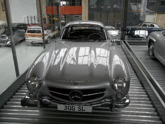 Classic Remise Berlin: Mercedes