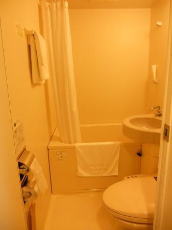 Hotel Route Inn Gotenba Ekiminami: bathroom