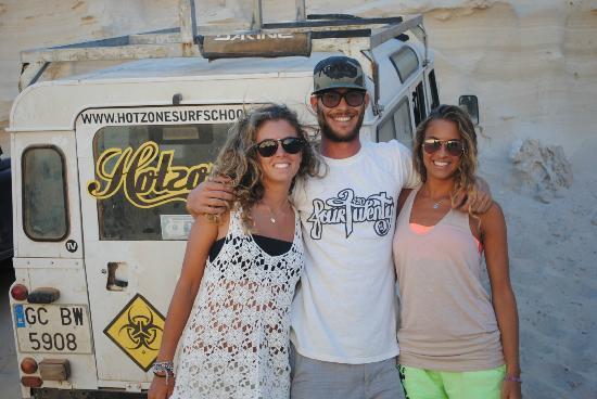 Hotzone Surf: Trip