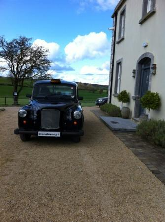 Clonabreany House: Transport!