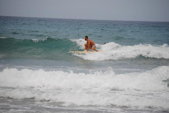 Hotzone Surf: Oscar