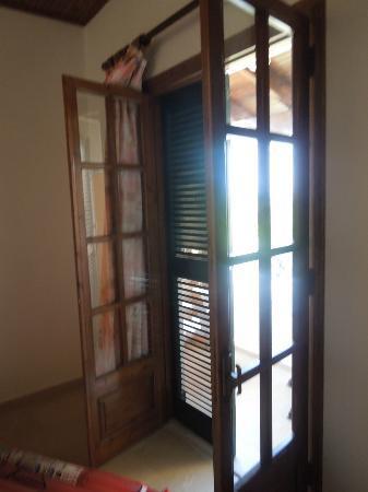 Theodosia: balcony doors