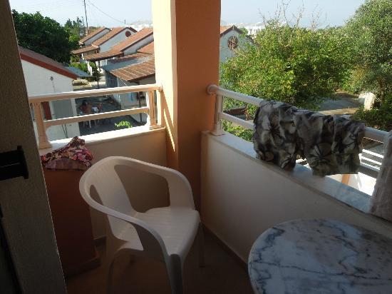 Theodosia: balcony