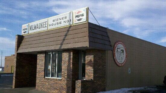 Milwaukee Wiener House: welcome.