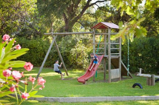 Residence Mare e Sole: Many installations for kids