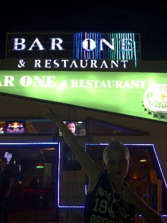 Bar1 : My Lad @ bar 1