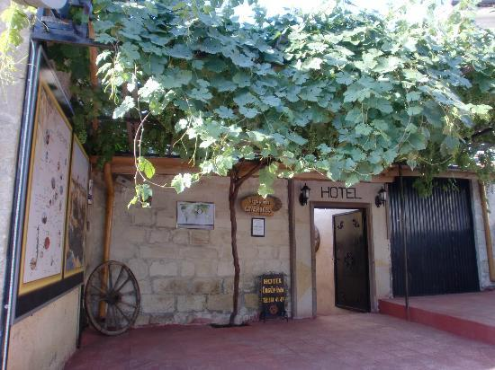 Urgup Inn Cave Hotel: ホテル