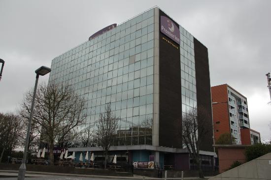 Premier Inn London Wembley Park Hotel : Hotel outlook