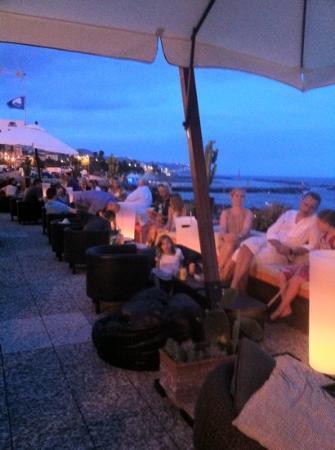 Sky&Sand la Terrazza Lounge dei Lido Fontana... - Picture of La ...