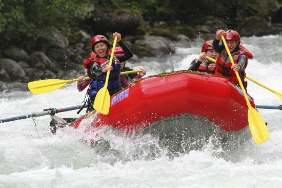REO Rafting Resort : Did we lose Jamie?