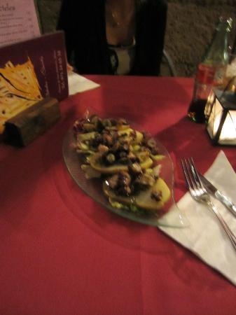 Restaurant Stephan : antipasto