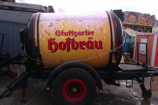 Stuttgart, Germany: Cannstatter Wasen