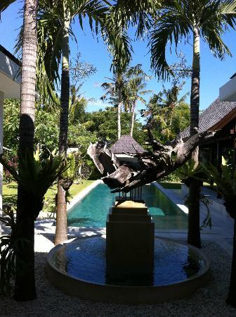 Saba Villas: Objet