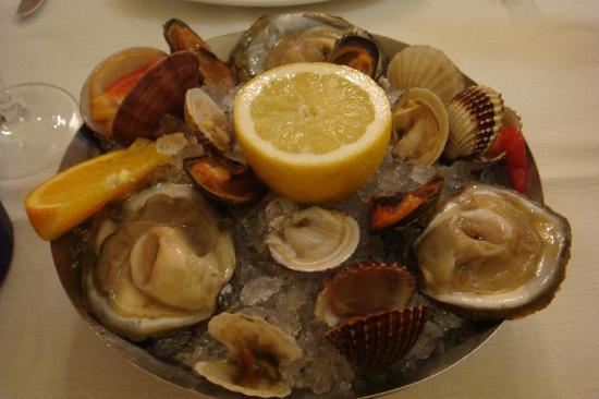 Osteria di Chichibio: Insalata di mare