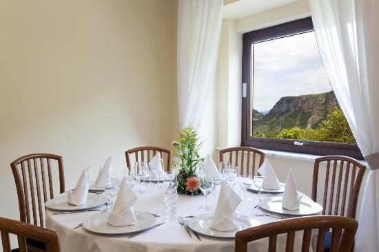 Hotel Royal Hills: Panorama dal ristorante