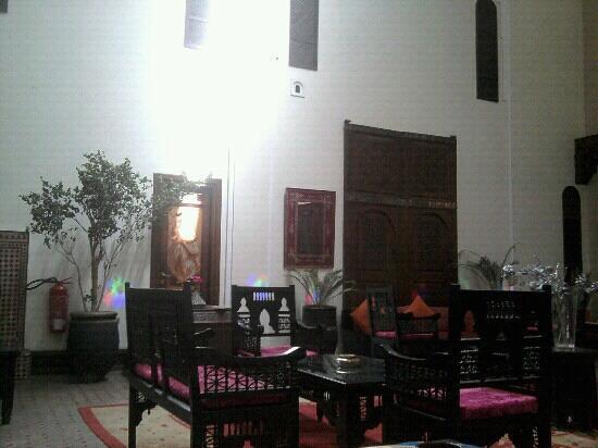 Palais Riad Batoul: hall