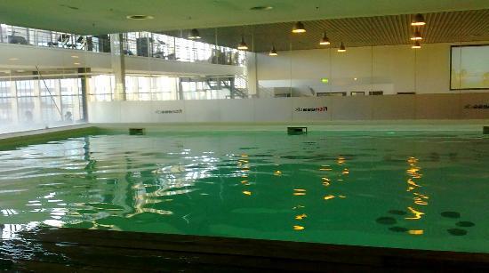 Crowne Plaza Copenhagen Towers: Crowne Plaza Copenhagen heated indoor swimming pool