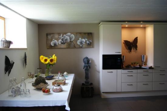Bed and Breakfast Arara : Deel 1 van gezamenlijke ruimte