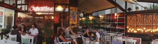 CAFE MORE : July 26, 2012 Didim, Turkiye
