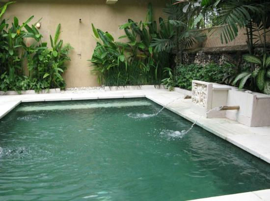Jimbaran Bay Beach Residence: The pool