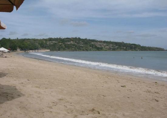 Jimbaran Bay Beach Residence: Beach view