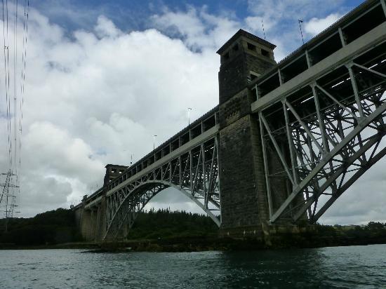 West Coast Ribs: Menai Suspension Bridge