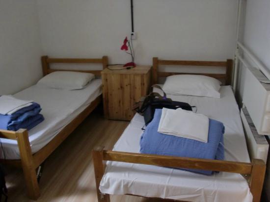 Beijing Downtown Backpacker Hostel : Chambre double