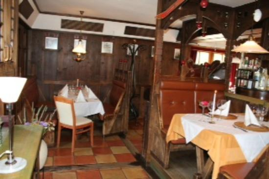 Restaurant Ciola': Interno