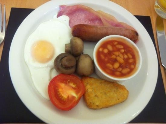 Briarfields : amazing cooked breakfast