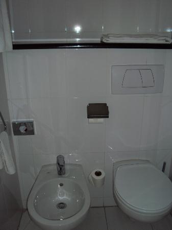 Hotel GIT Ciudad de Zaragoza: Baño