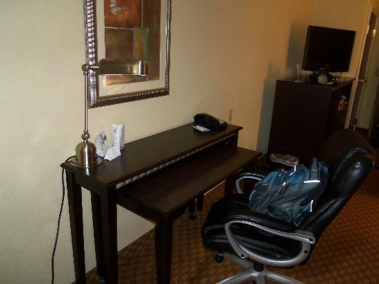Comfort Suites Kings Bay Naval Base Area: Work Area in the room