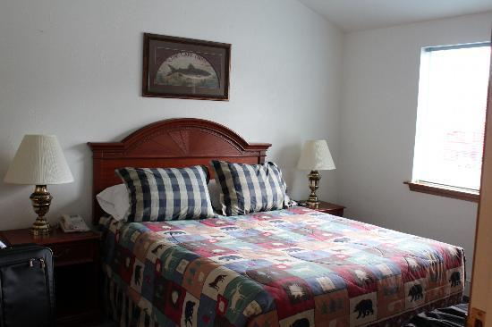 Juneau Hotel: Bedroom