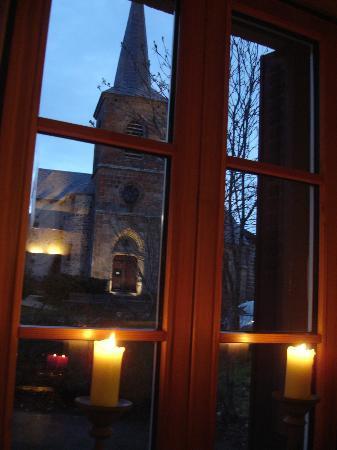 Auberge de la Providence : Dining room view