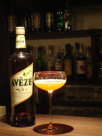 Auberge de la Providence : Eric's cocktail