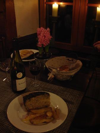 Auberge de la Providence : One of Caroline's local specialties