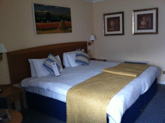 Westmead Hotel: excellent room