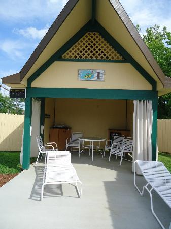 Image result for photos of holiday world cabana