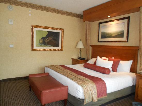 Harrah S Cherokee Hotel Rooms