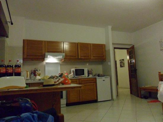 Apartamentos Turisticos Neptuno: cocina
