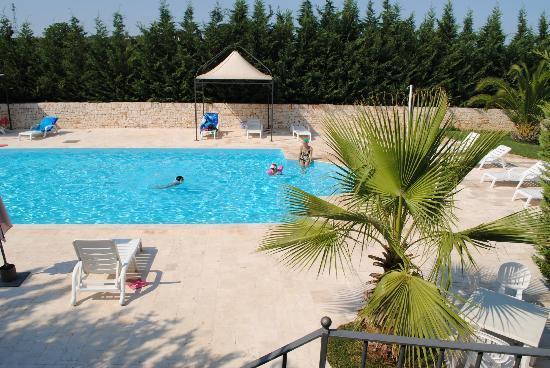 Vacanza in Puglia : piscina