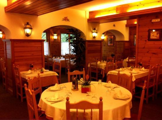 Hotel del Tarter: Restaurante