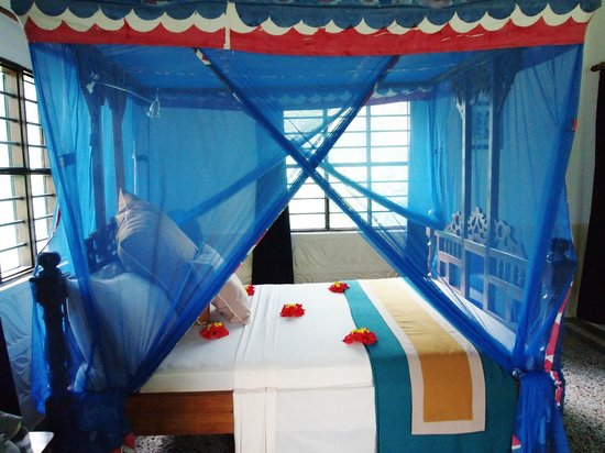 Pongwe Beach Hotel: Garden room