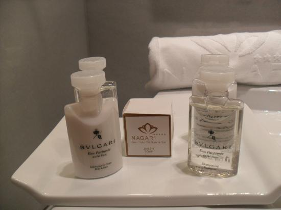 Gran Hotel Nagari Boutique & Spa: amenities