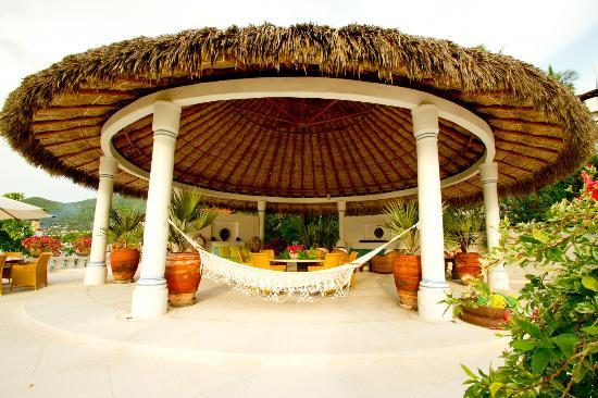 Villa Alejandra: One of our various spaces to get together, Dine or just relax