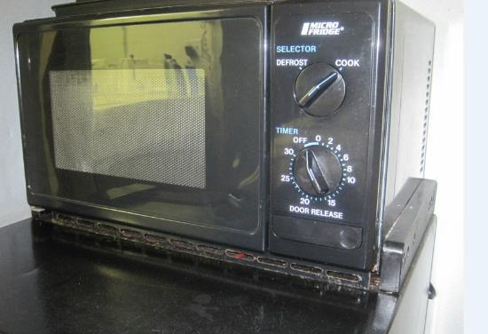 Days Inn & Suites Kill Devil Hills-Mariner: Dial a Microwave