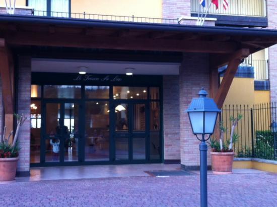 Le Terrazze sul Lago Residence & Hotel: Entrance