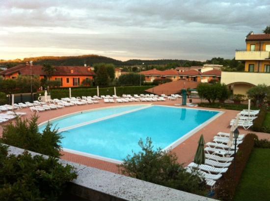 Le Terrazze sul Lago Residence & Hotel: Main Pool