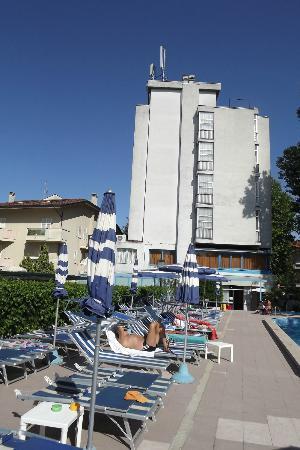 Senior Hotel: vista hotel
