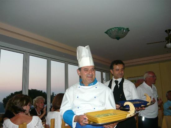 Hotel Terme La Pergola: Bruno M Anna D