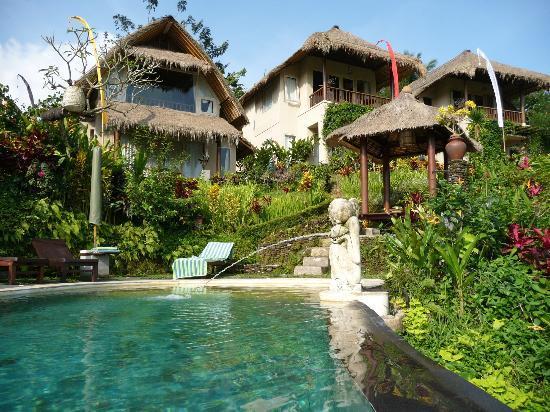 Surya Shanti Villa: bungalow